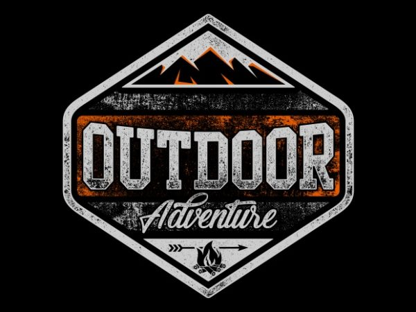Outdoor Adventure BTD 1 600x450 - Outdoor Adventure buy t shirt design