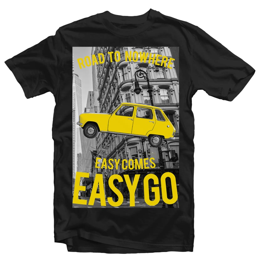 Road to Nowhere buy t shirt design