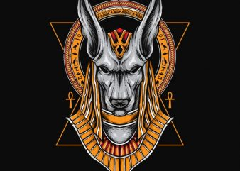 Anubis buy t shirt design