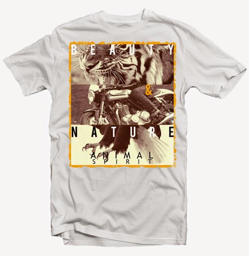 Beauty Nature buy t shirt design