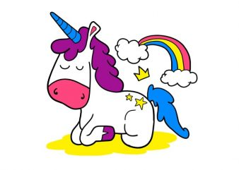 Unicorn buy t shirt design