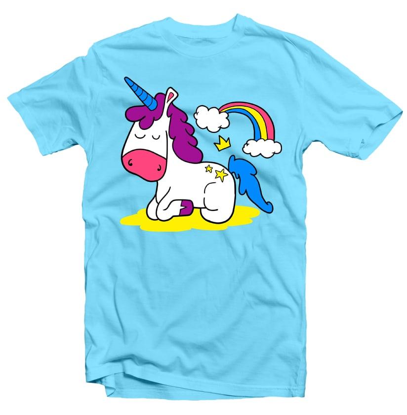 Unicorn buy t shirt design