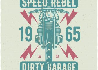 Dirty garage buy t shirt design