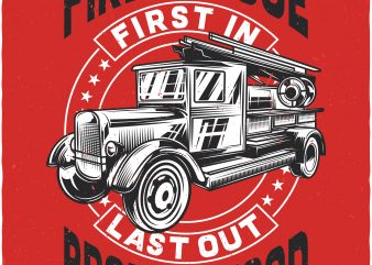 Fire rescue brotherhood buy t shirt design