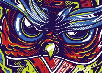 SWG Gangsta Owl part 2 buy t shirt design