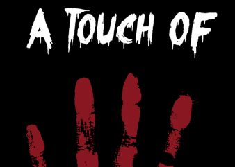 A touch of death buy t shirt design