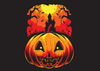 Halloween buy t shirt design