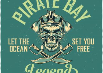 Pirate Bay buy t shirt design