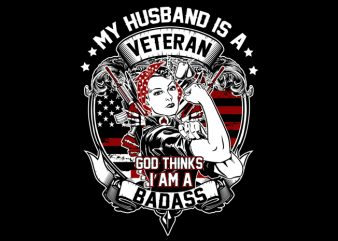 Veteran buy t shirt design