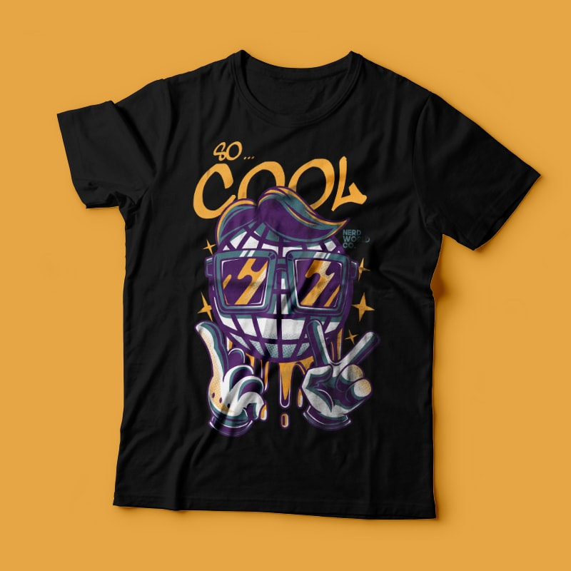 So Cool buy t shirt design