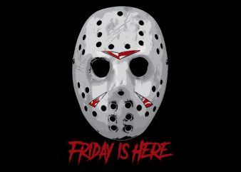 jason mask buy t shirt design