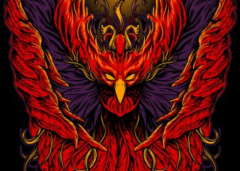 Phoenix buy t shirt design