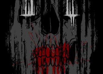 Skull Rust buy t shirt design