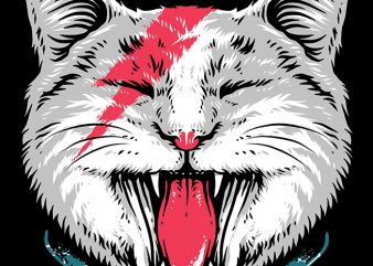 Cat Rock buy t shirt design
