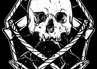 Coffin and Reaper buy t shirt design