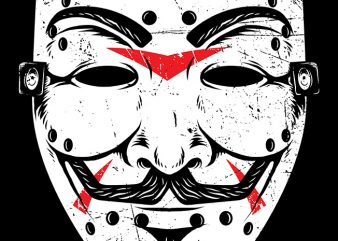 Friday Anonymous t shirt vector