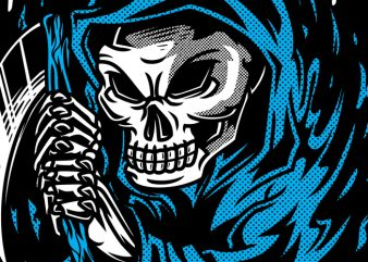 Reapers t shirt design online
