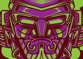 Totem t shirt designs for sale