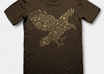 Eagle Vector t-shirt design buy t shirt design