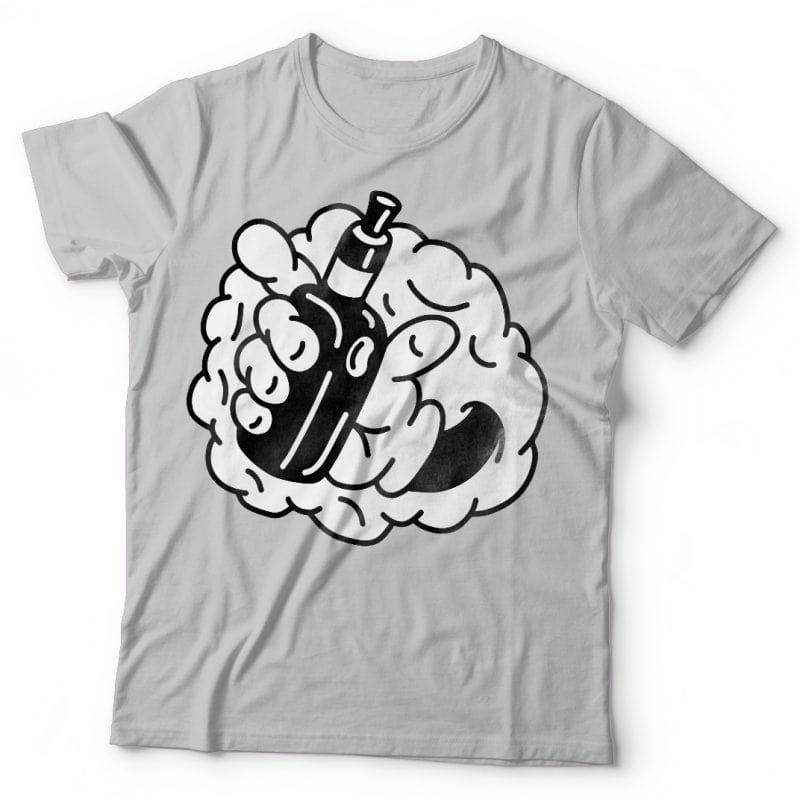 ae4ea2a0 ... vape hand vector t shirt design best t shirt design ...