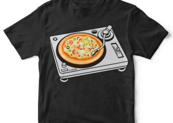 Pizza Scratch buy t shirt design