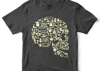 Smoking Kills t-shirt design buy t shirt design