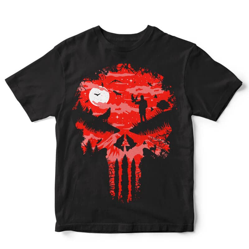 Stand And Bleed t-shirt design buy t shirt design
