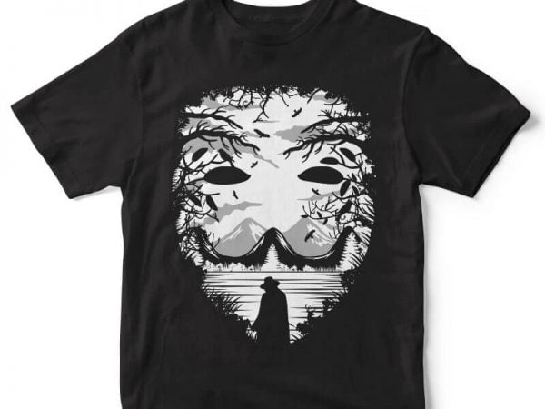 The Mask buy t shirt design