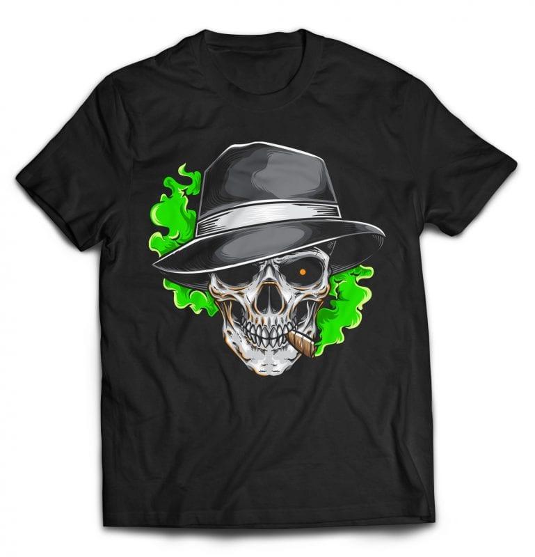 Gangsta buy t shirt design