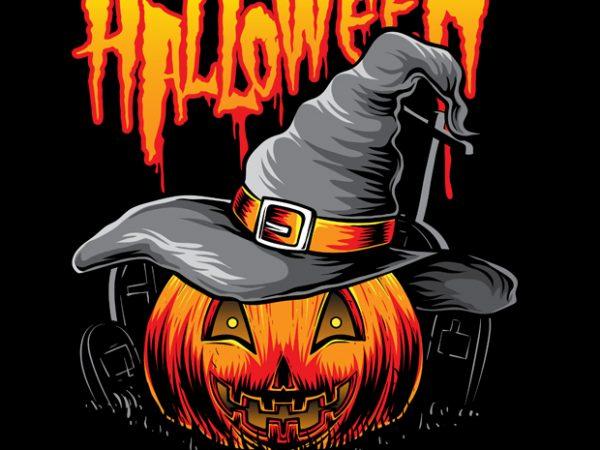 Pumpkins Witch buy t shirt design