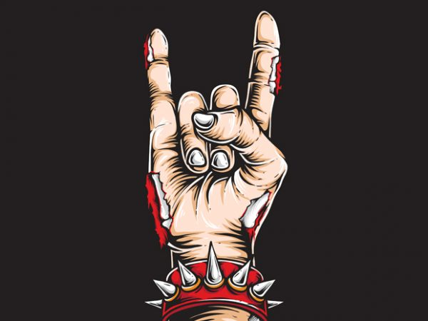 Rock and Roll buy t shirt design