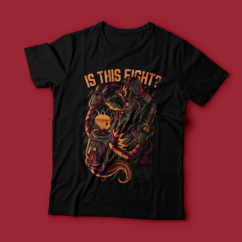 Is This Fight buy t shirt design