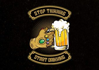 drink on the space buy t shirt design
