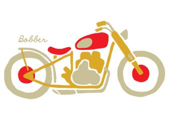 Bobber buy t shirt design