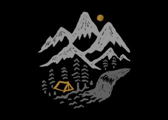 Into the Wild buy t shirt design