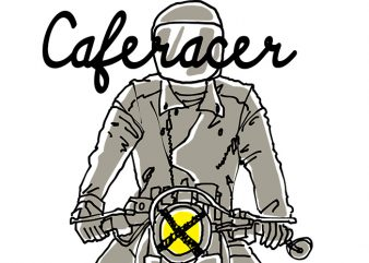 Caferacer Custom 2 buy t shirt design