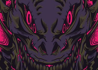 Wrath Monster buy t shirt design