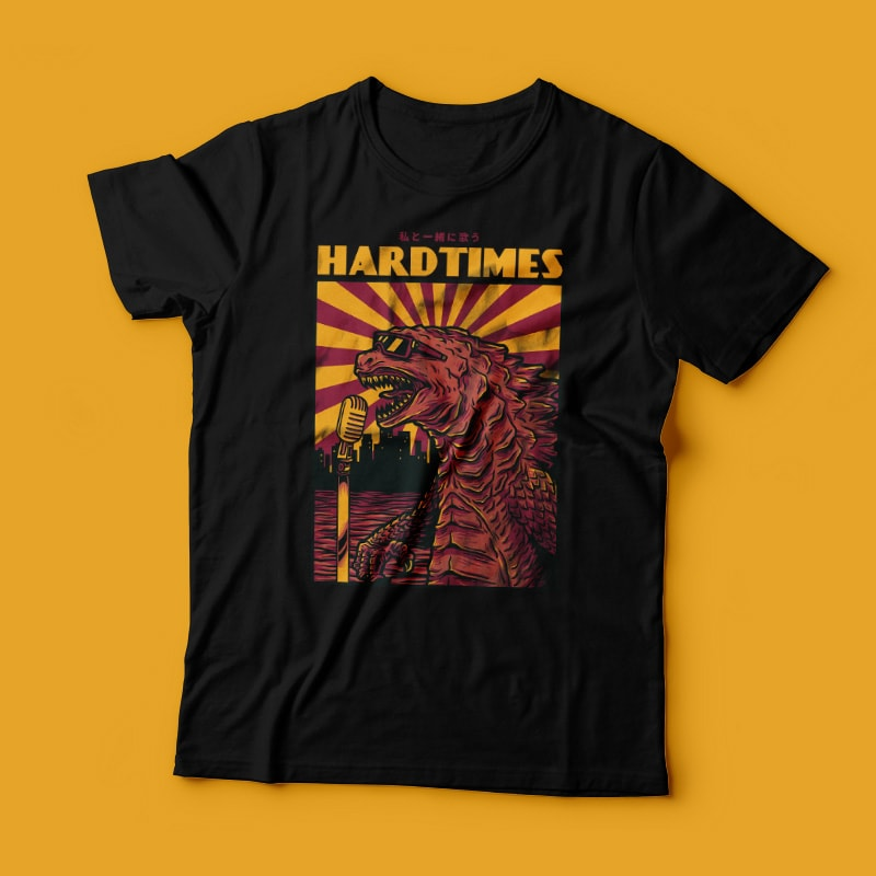 Hardtimes buy t shirt design