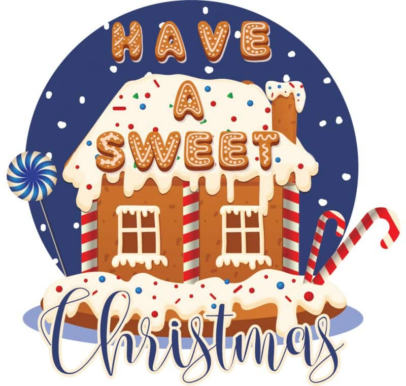Have a sweet Christmas buy t shirt design