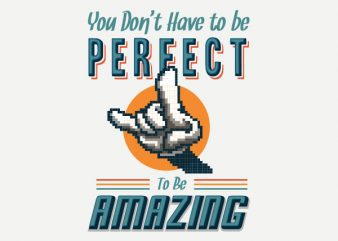 Keep Amazing Vector t-shirt design buy t shirt design