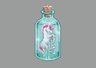 Mini Unicorn tshirt design buy t shirt design