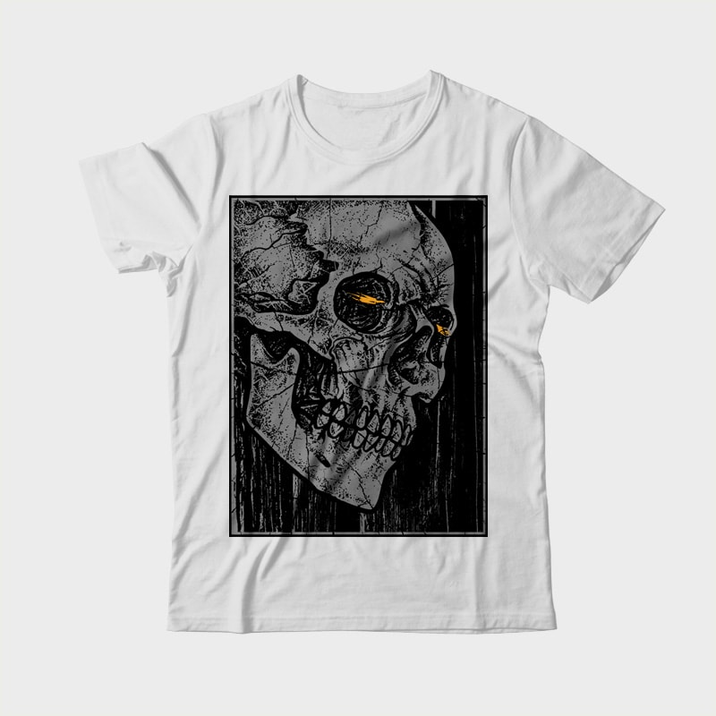Broken Frame- Best T-shirt Design