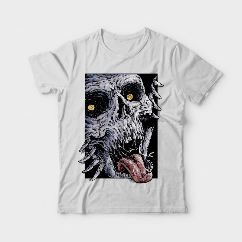 Terror buy t shirt design