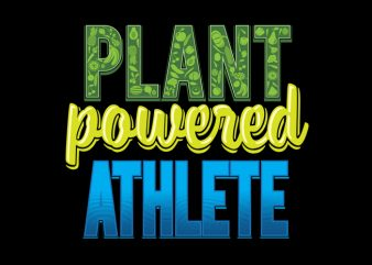 Vegan athlete buy t shirt design