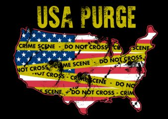 Usa PURGE shirt design buy t shirt design