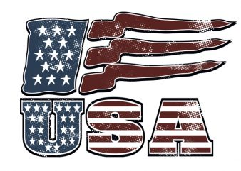 american usa buy t shirt design