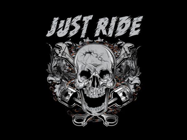 Biker Hot Rod buy t shirt design