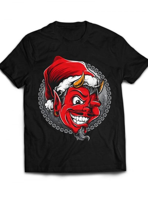 Evil buy t shirt design