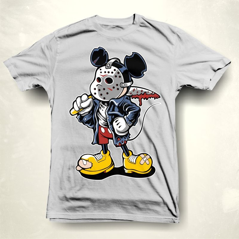 Micky maniac buy t shirt design