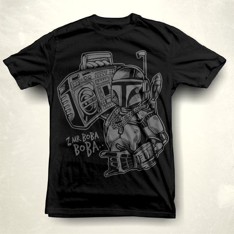 Mr Boba Boba buy t shirt design